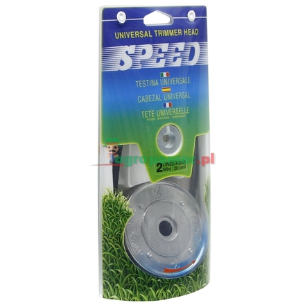 2-cord trimmer head