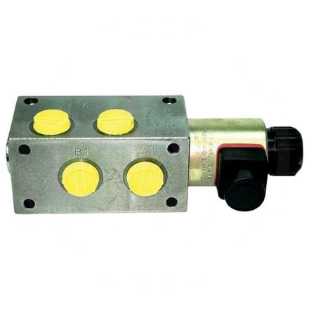 6/2 base valve SWV-E-06-24V | SWV-E-06-24