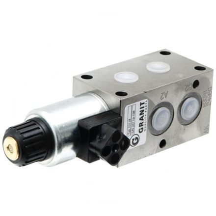 6/2 base valve SWV-E06-AK-12V | SWV-E-06-AK