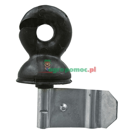 Add-on clamp insulator
