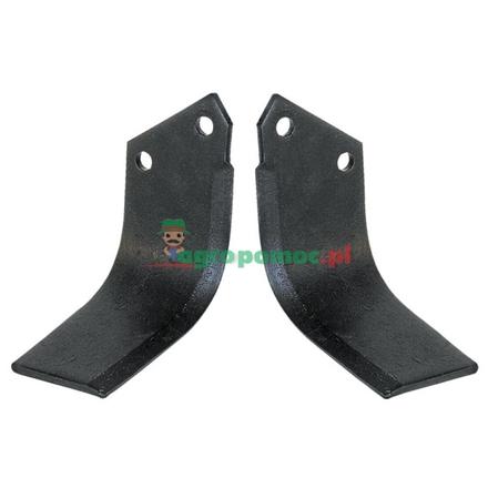 Angled blade | 52227610