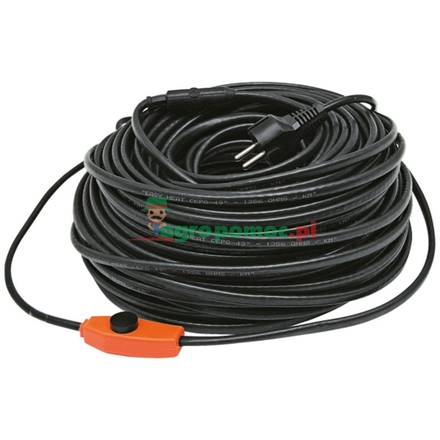 Antifreeze heating cable