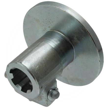 Connecting flange
