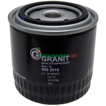 Engine oil filter | 614