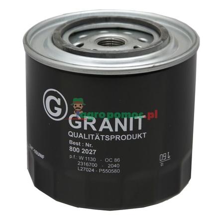Engine oil filter | 22.030.00