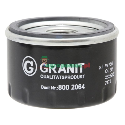 Engine oil filter | B307