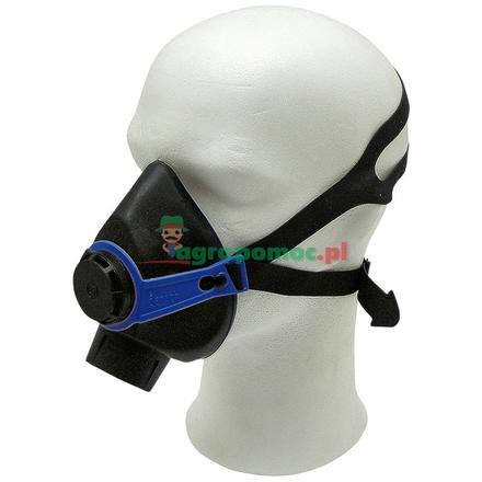 Half face respirator