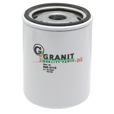 Hydraulic/gear oil filter | B75