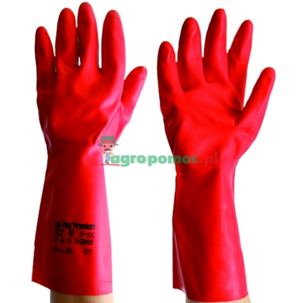 Plant spraying gloves