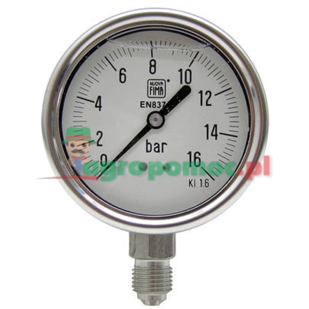 Pressure gauge | GD086, 284269, GD076, 284270