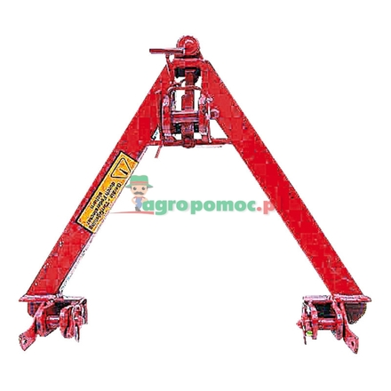 Tractor A-frame