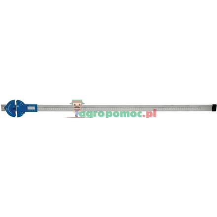 V-belt measuring device