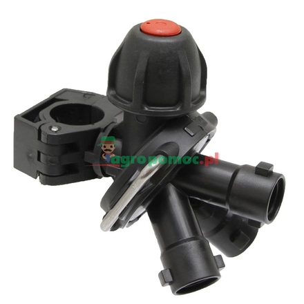 Amazone 3-way nozzle body   ZF760