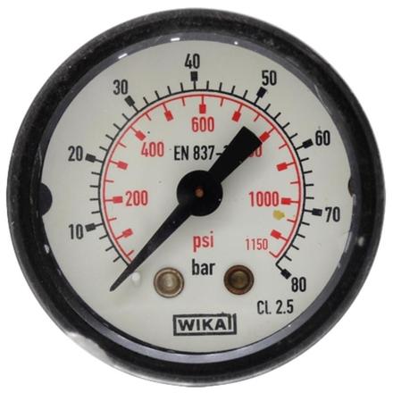 Braglia Pressure gauge