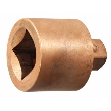 "KS Tools Bronze 3/4"" drive adaptor, 3/4""Fx1/2""M"