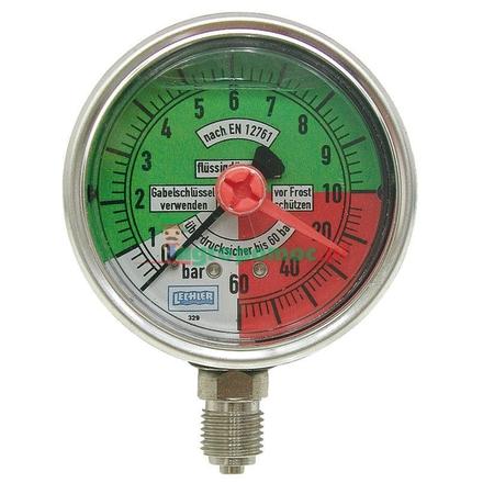 WIKA Pressure gauge