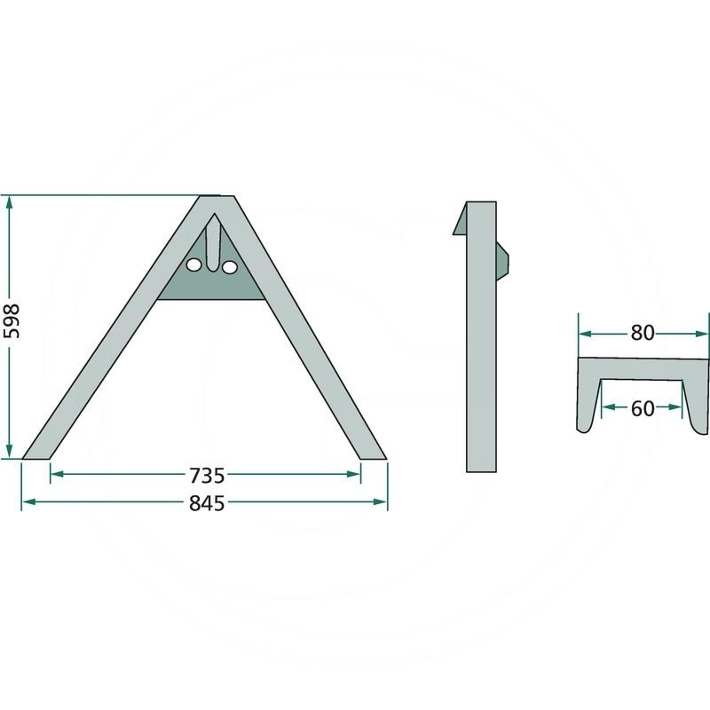 A-frame linkage | zdjęcie nr 2