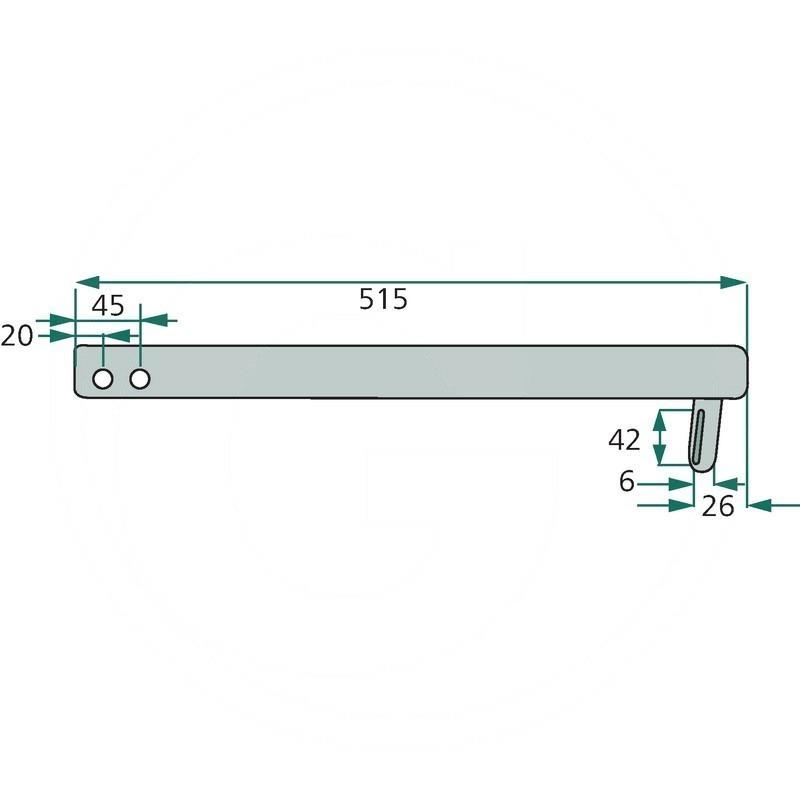 Bearing tube | 16622749.86 | zdjęcie nr 2