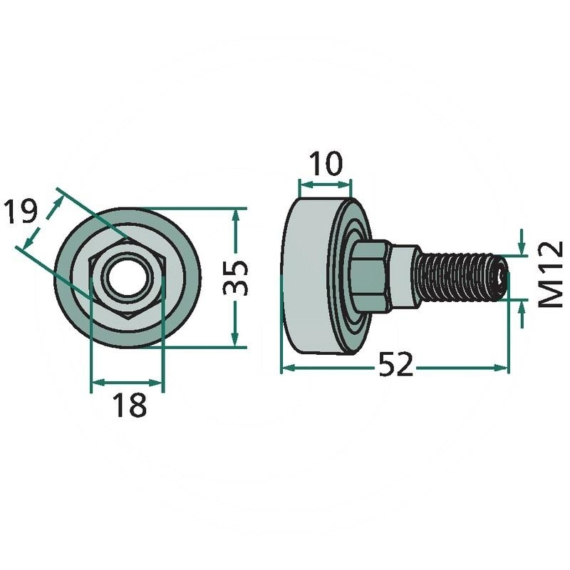 Control pin | 06581495, 1.1501.030.590.00 | zdjęcie nr 2