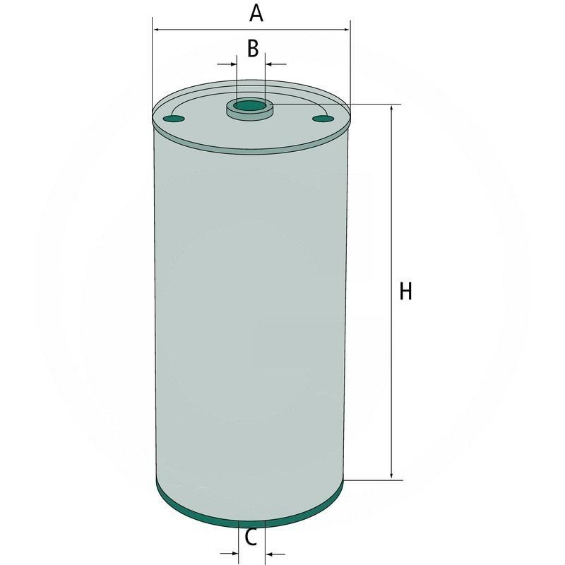 Engine oil filter   zdjęcie nr 2