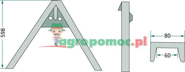 A-frame linkage | zdjęcie nr 1