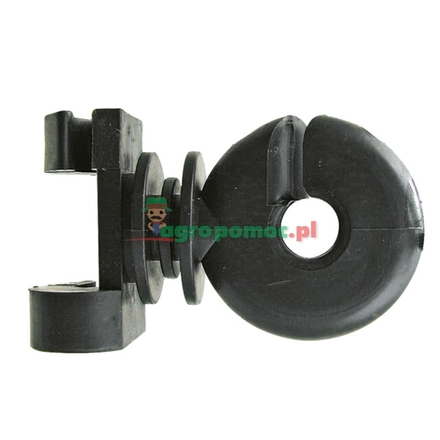 Add-on clamp insulator