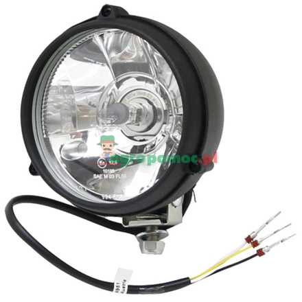 Front headlight | AL204951