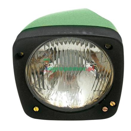 Main headlight