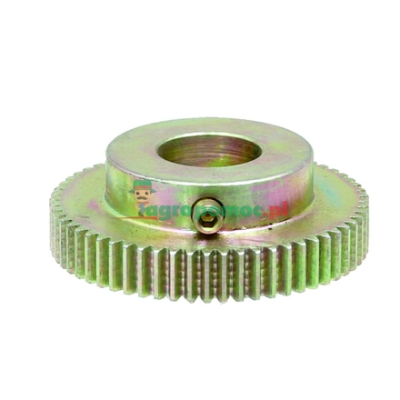 Seed shaft spur gear | 3050500, 370004490110