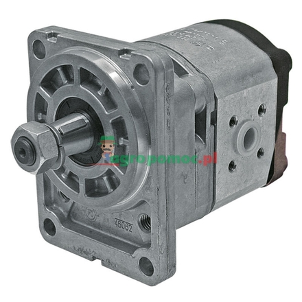 Bosch/Rexroth Double pump 01174210 (2560510665368) - Spare parts for
