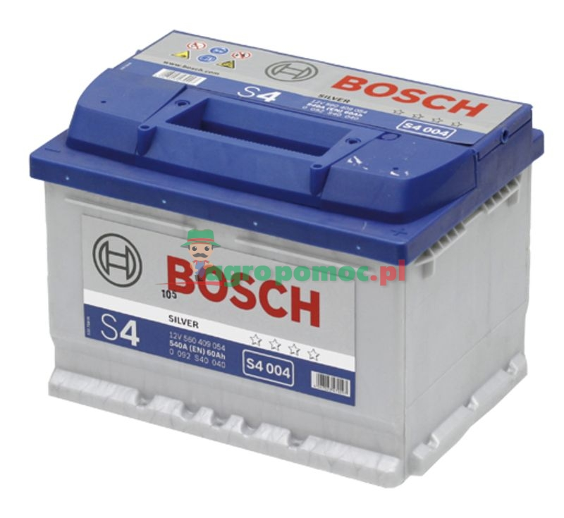 bosch battery s4 12v 74ah 56638 2500092s40080 spare parts for agricultural machinery and. Black Bedroom Furniture Sets. Home Design Ideas