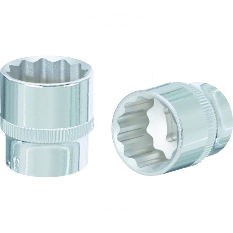 Ks tools quot chrome bi hex socket mm